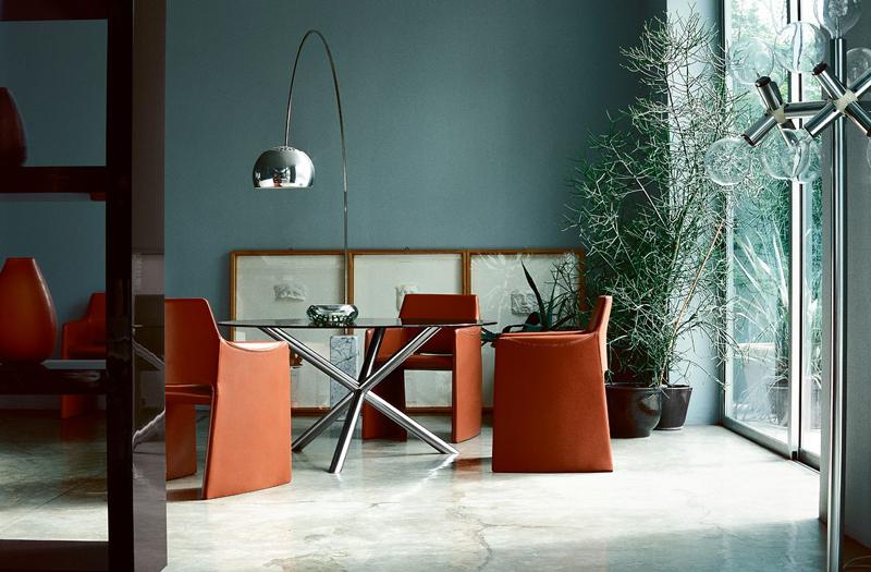lampada, arco, castiglioni, flos, design, 1962, interno, ambientazione