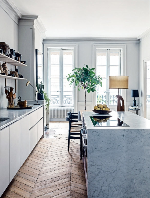 appartamento-francese-franch-apartment-bright-luminoso-white-bianco-chitchen-cucina-legno-wood-floor