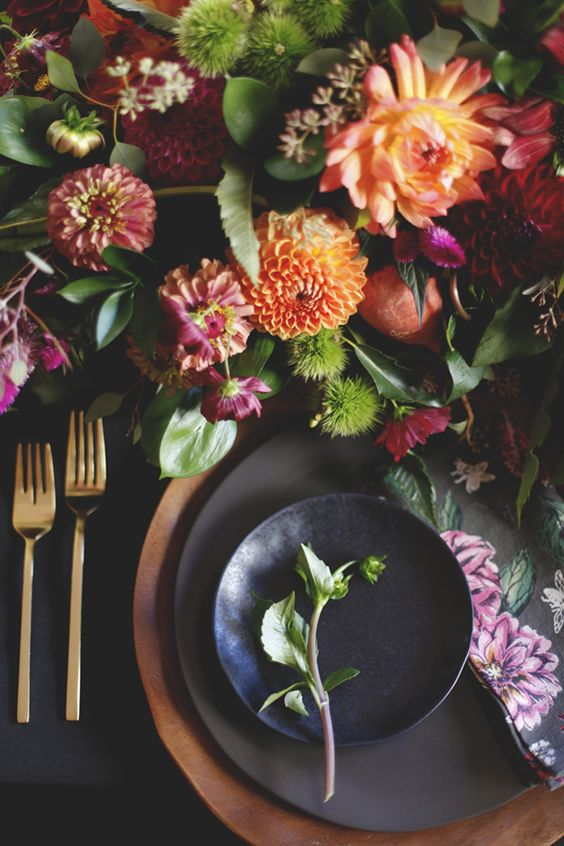 Four ways to set your table