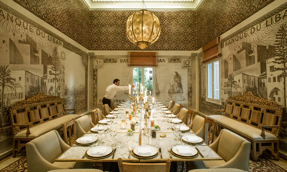 liza-beirut-restaurant-interio-design-ristorante-carta-da-parati-wallpaper-middleeast