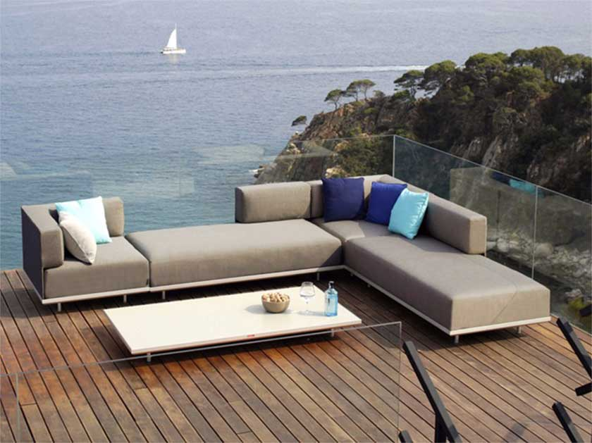 Lazy Royal Botania Couch Sofa Divano Outdoor Furniture