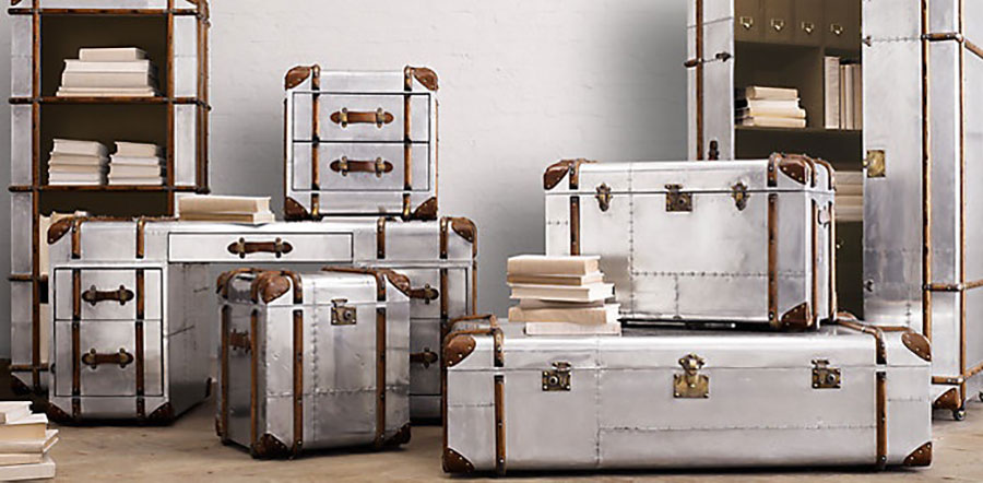 Trunk: the exotic collection of furniture