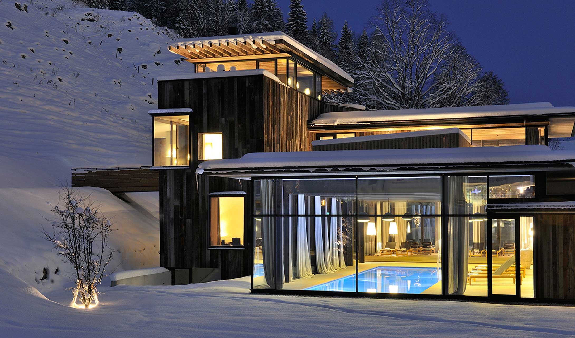 Top10: the most impressive mountain SPA 2016