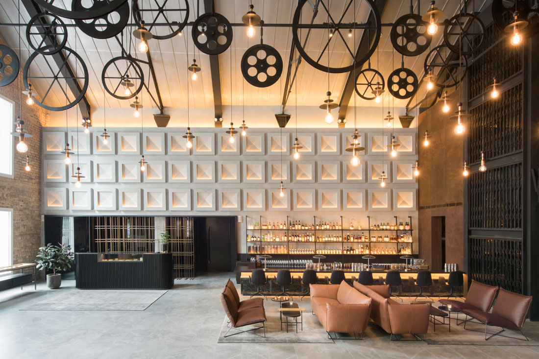 Warehouse Hotel: perfection and elegance on the shores of Singapore