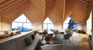 Oberholz Mountain Hut: Design in the Italian Dolomites