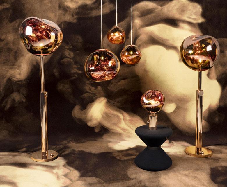 6-MELT-PENDANT-GOLD-camilla-bellini-the-diary-of-a-designer-tom-dixon