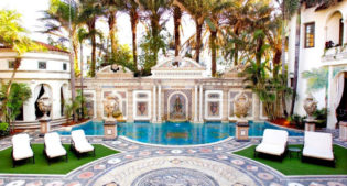 Versace Mansion - Miami
