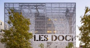 A great project for Les Docks in Marseille!