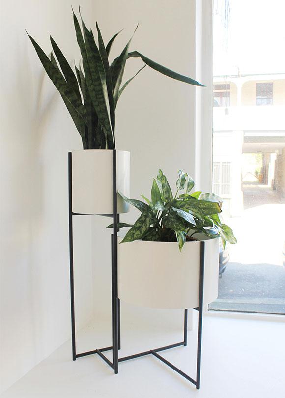 Fioriere da interno interesting vasi da interno moderni for Vasi per piante da interno moderni