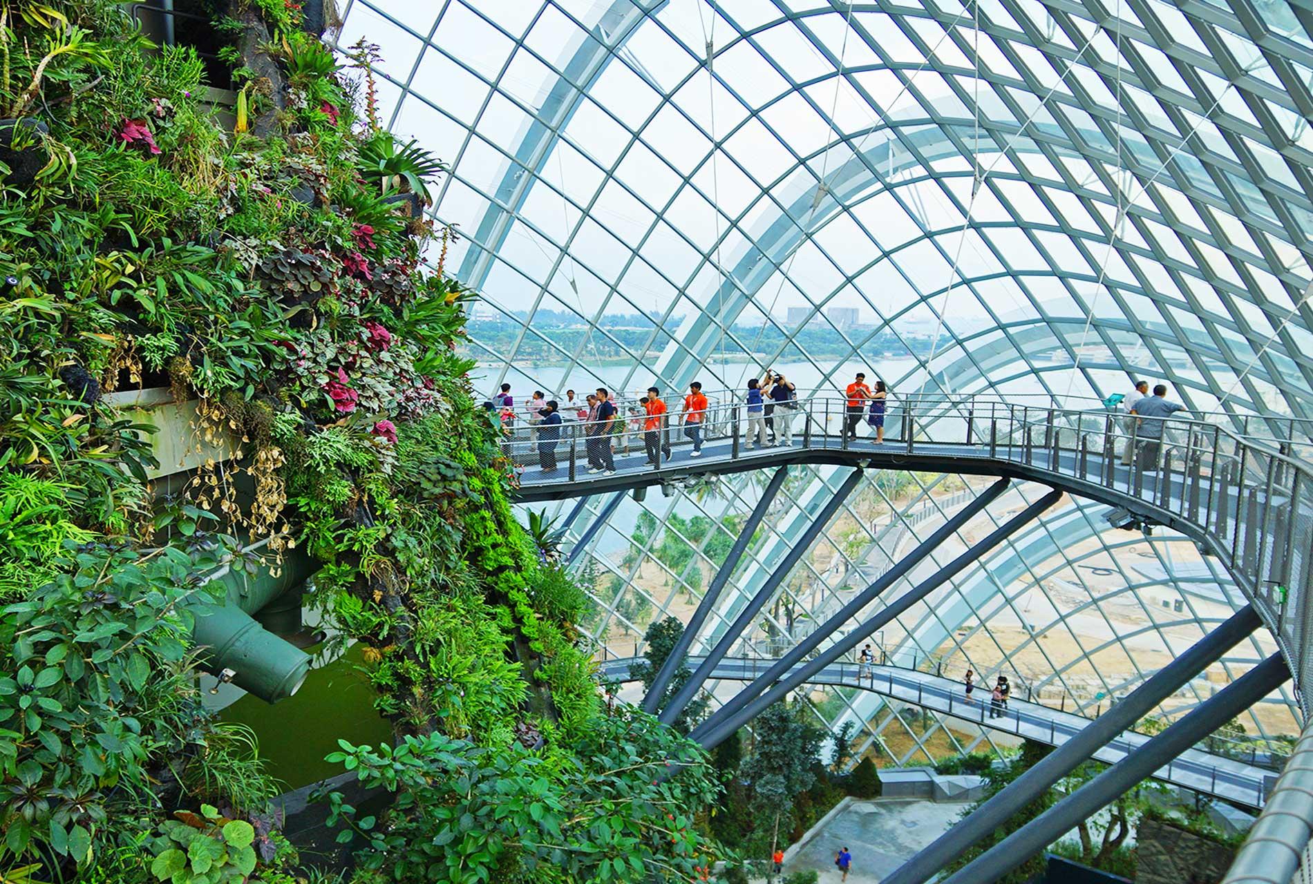 Garden By The Bay Blog gardensthe bay in singapore
