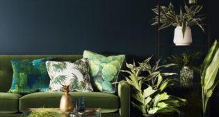 Il verde negli interni