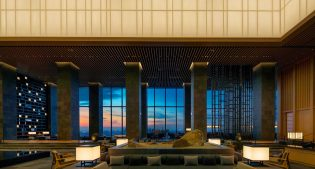Aman Tokyo: an oasis in the contemporary Japanese style