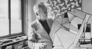 Video-interview with Bruno Munari
