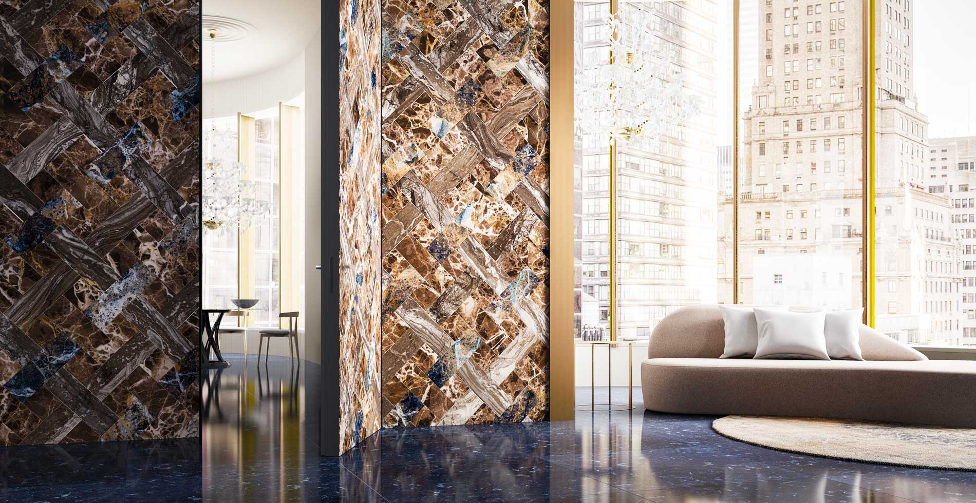 linvisibile doors design made in italy