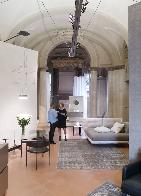 Design & Digitale: my workshop at Bologna Design Week - Cersaie 2017