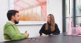 Fare design è come fare l'amore: intervista a Menegatti e Ragni di Linvisibile