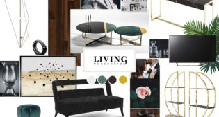 How to furnish the living room: my inspirational selection for Maison & Objet