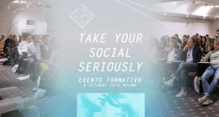 10 cose che abbiamo imparato durante Take your social seriously - Milano