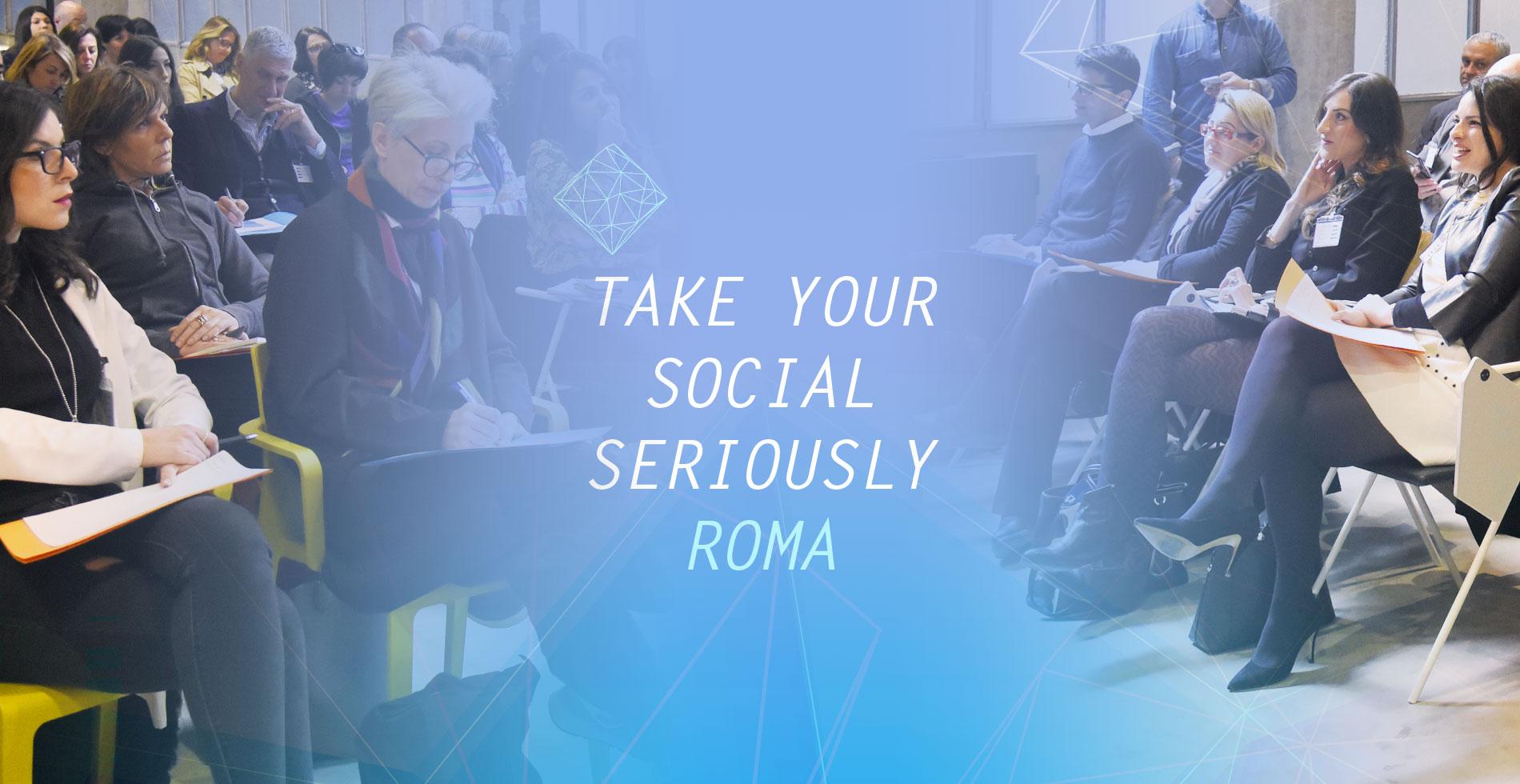 Take your social media - Rome