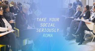 10 cose che abbiamo imparato durante Take your social seriously – Roma