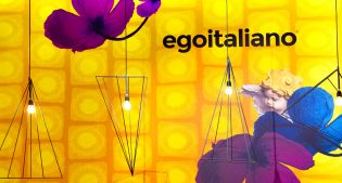 Egoitaliano e il suo design in movimento al Salone del Mobile 2019