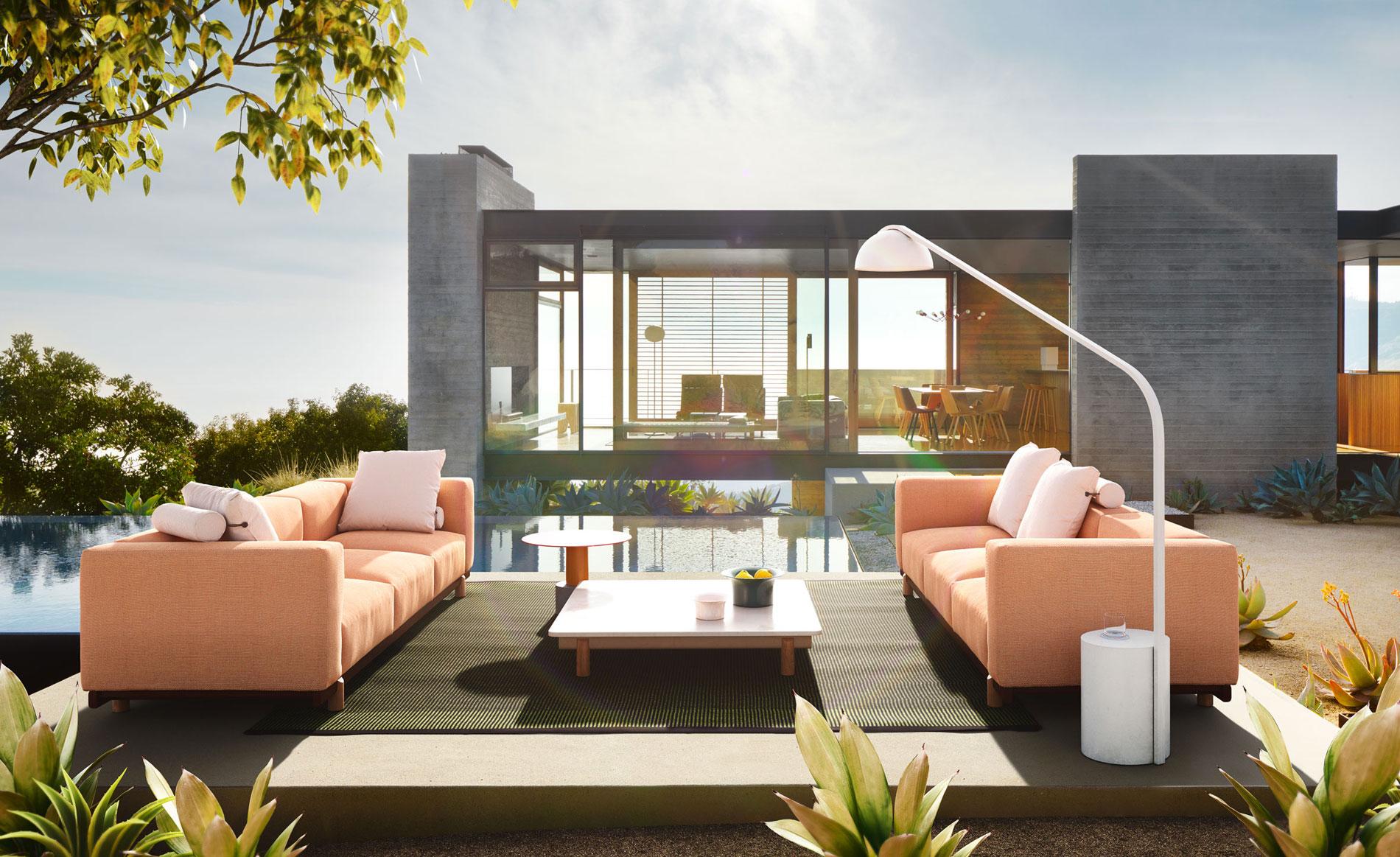 Molo collection sofa