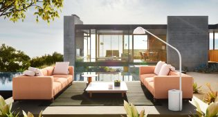 Outdoor is the new indoor: i trend dell'outdoor design per il 2020