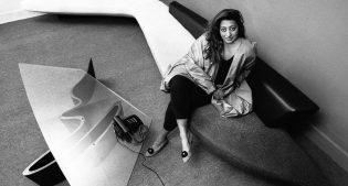 La morbida perseveranza di Zaha Hadid