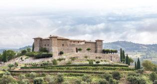 The Montepò Castle tells Maremma