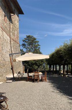 Pranzo al Castello di Montepò