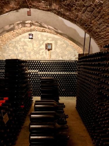 Sala dei Vini Biondi Santi