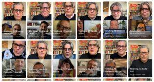 Ten Bang by the Italian journalist Giorgio Tartaro on IGTV