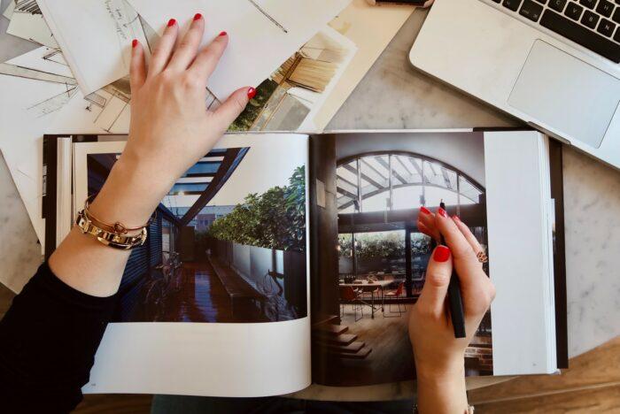 iter creativo nel processo di creazione di un prodotto di design
