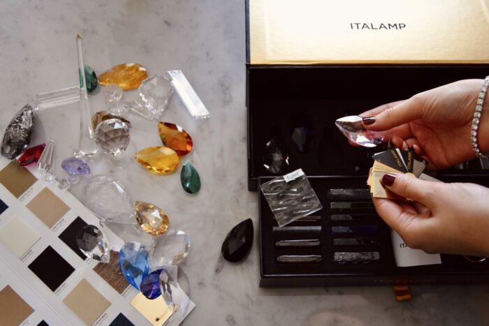 sample box di Italamp