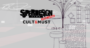 CULT & MUST, a special Superdesign Show project in September 2021
