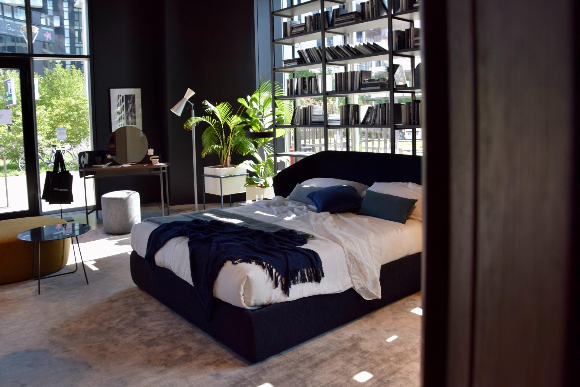 Hide bed by Novamobili