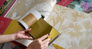 Furnishing fabrics and wallpapers: the exclusive proposals of B&B Distribuzione